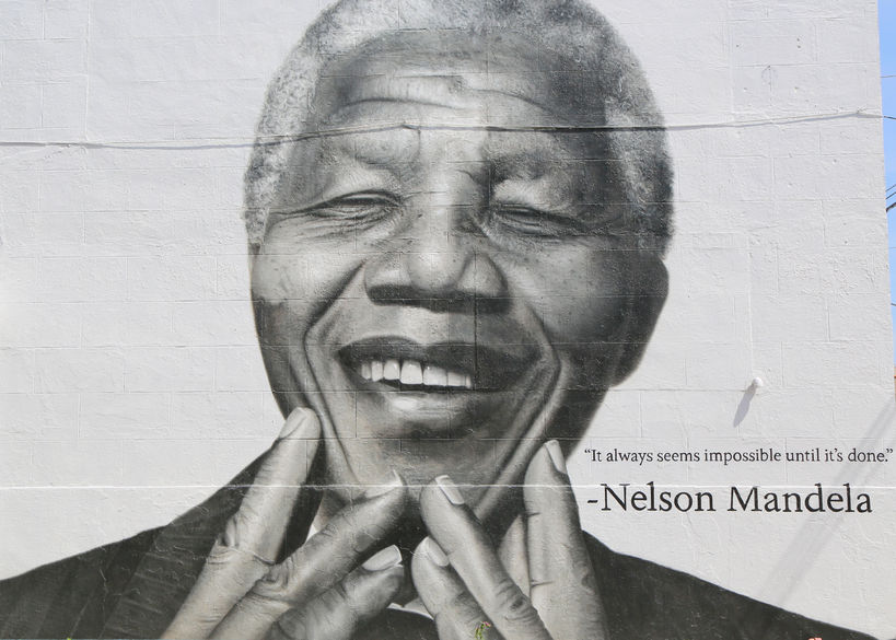 nelson mandela 5 core components of resilience