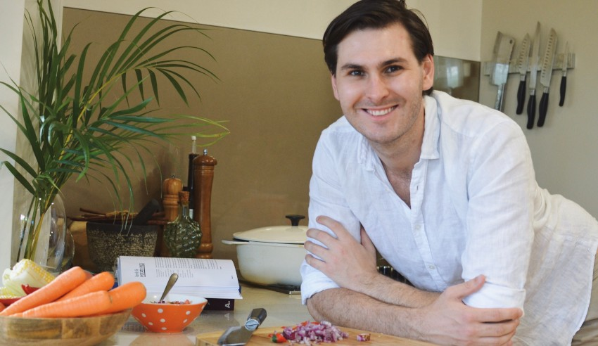 drew hipwood charlie cheesecaker why cooking is a good mindful activity