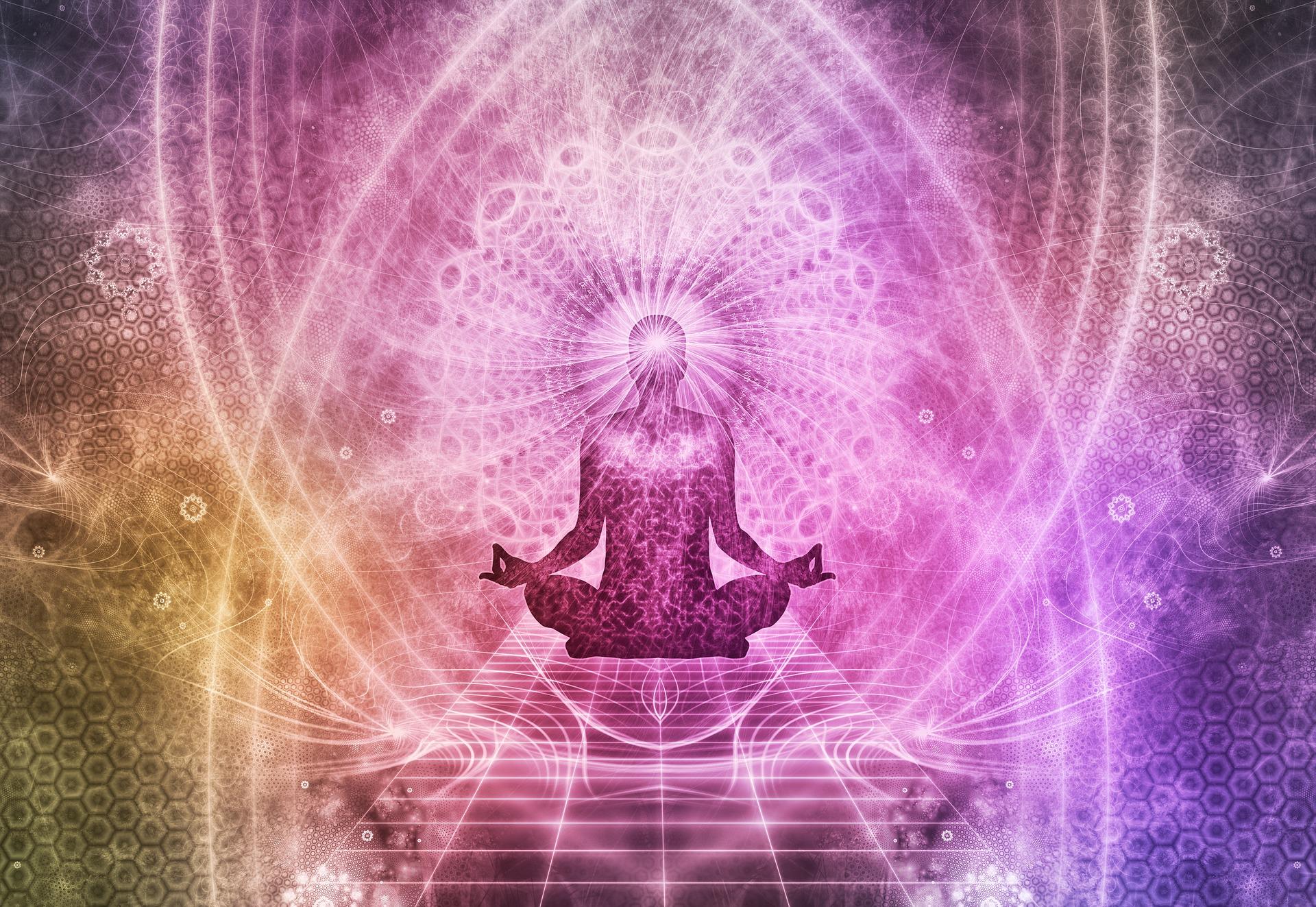 pink meditation mandala 5 technologies reshaping future of wellness
